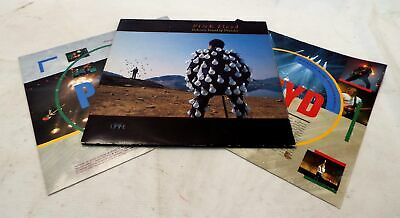 PINK FLOYD 'Delicate Sound Of Thunder' Double Vinyl LP With Inners - BA9