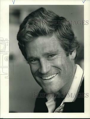 1985 Press Photo U.S. Olympic Volleyball captain Chris Marlowe - pis19797