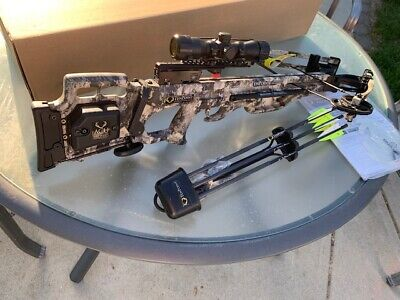 NEW 2019 TenPoint Titan M1 370 FPS Crossbow ProView 3 Scope ACUdraw Cocking Kit