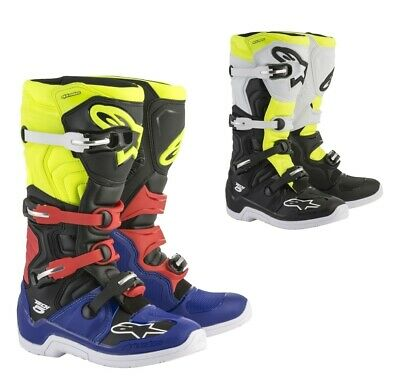Alpinestars Tech 5 Stiefel MX Enduro Motocross 2018