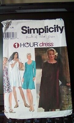 Simplicity Sewing Pattern No:9897
