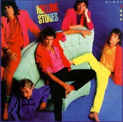Rolling Stones,the - Dirty Work (2009 Remastered) /
