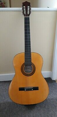 Classical Acoustic Guitar - Full-size -Herald - Six strings (3 steel & 3 Nylon)