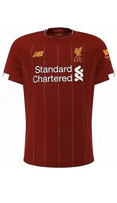 Liverpool FC Home Shirt Brand New 2019/20 L Large