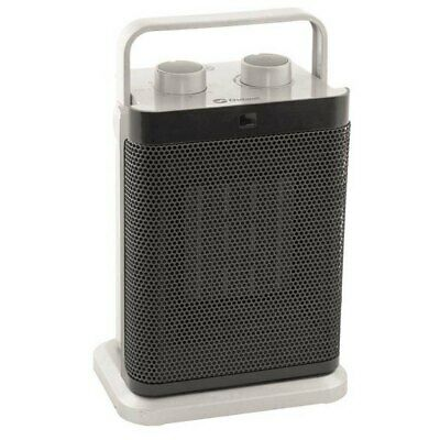 Outwell Katla Camping Heater Negro T25350/ Equipamiento camping Unisex Negro