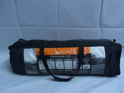 Dome Tent Blue Grey Camping Backpacking