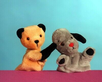 "Sooty and Sweep 10"" x 8"" Photograph"