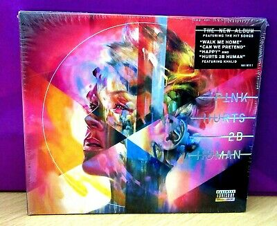 PINK   HURTS 2B HUMAN CD  (New Release APRIL 26th 2019) - BRAND NEW & CELLOPHANE