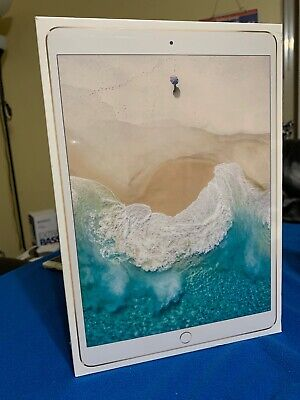 Apple iPad Pro 2nd Gen. 256GB, Wi-Fi, 10.5in - Gold Brand New and Factory Sealed