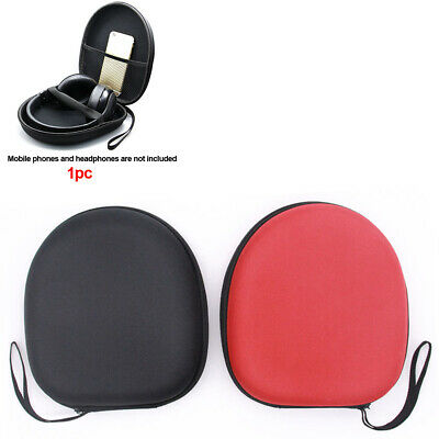 Carrying BagB Cable Portable Holder EVA Storage Box Hard Shell Headphone Case