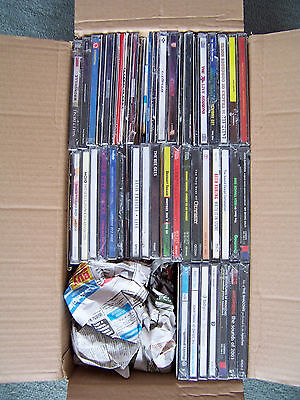 Job Lot Collection of  51  CDs BRAND NEW STILL SEALED