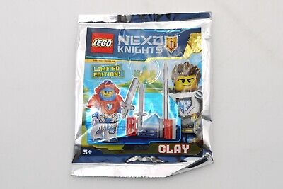 LEGO® NEXO KNIGHTS CLAY Minifigure Limited Edition