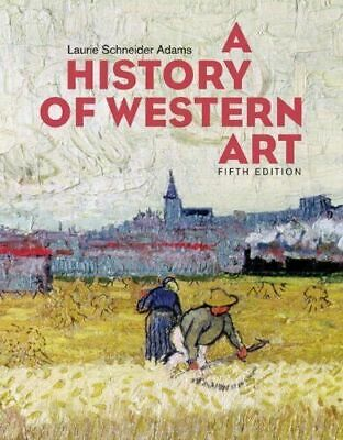 [P.D.F] A History of Western Art 5th Edition by Laurie Schneider Adams