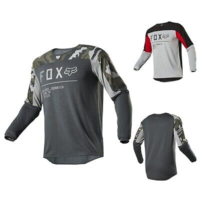 Fox Legion DR Gain MX Enduro Motocross Offroad Jersey