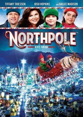NORTHPOLE New Sealed DVD Hallmark Channel