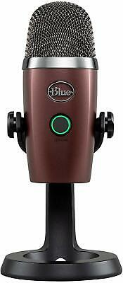Blue Microphone Yeti Nano USB - Red Onyx