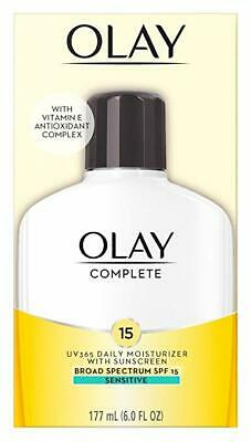 Face Moisturizer by Olay Complete All Day Moisturizer with Sunscreen Broad Spect