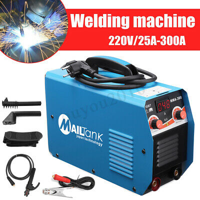 300A Welder Inverter IGBT Welding Machine Tool Rod Stick ARC MMA-300 Handheld