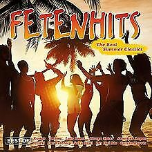 Fetenhits-The Real Summer Classics (Best Of) von Various | CD | Zustand gut
