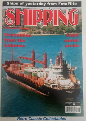Shipping Today and Yesterday - No.199 - September 2006