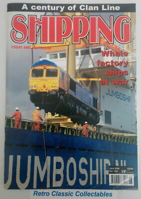 Shipping Today and Yesterday - No.196 - June 2006