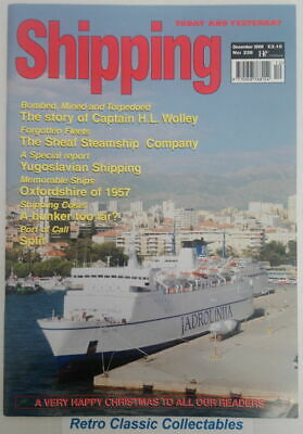 Shipping Today and Yesterday - No.226 - December 2008