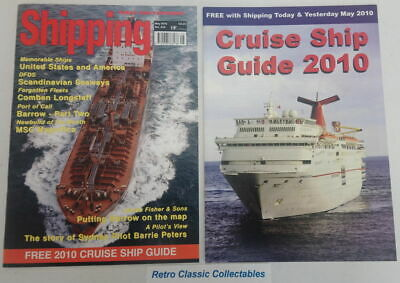 Shipping Today and Yesterday - No.243 - May 2010 - includes suppliment