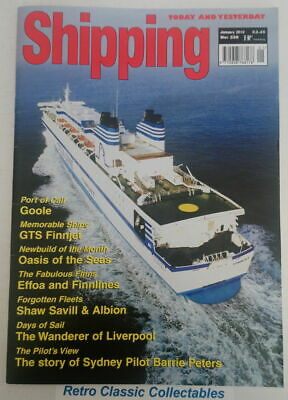 Shipping Today and Yesterday - No.239 - January 2010