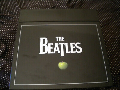 The Beatles In Stereo Limited Edition Box 16 Lps+Book Are Sealed  No Outer Srink