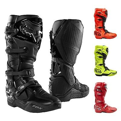 Fox Instinct MX Enduro Motocross Offroad Stiefel