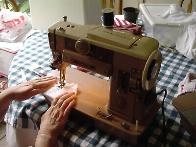 #2 Singer 401A Sewing Machine for Cleaning and Oiling