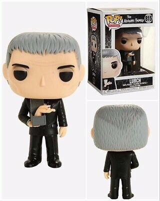 Funko Pop Television The Addams Family Lurch Vinyl Figure #815 Free Shipping