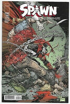 Spawn #196 Nm- 2010 Endgame Conclusion Todd Mcfarlane Greg Capullo Image Comics