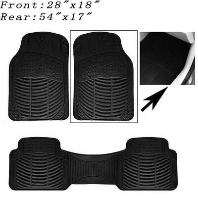 Autozone 844 00 Clear 2 Piece Set Of Floor Mats For Cars