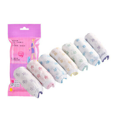 7PCS Cotton Pregnant Briefs Underwear Sterilized Disposable Panties Travel UK