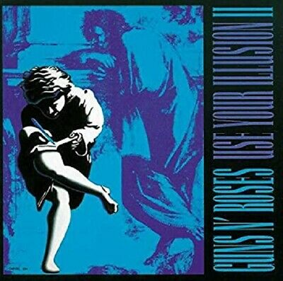 Guns N' Roses Use Your Illusion II CD Knockin' On Heavens Door+