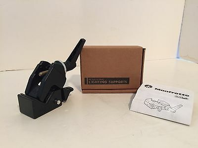 NIB Manfrotto 035 2900 Super Clamp with Standard Stud FS