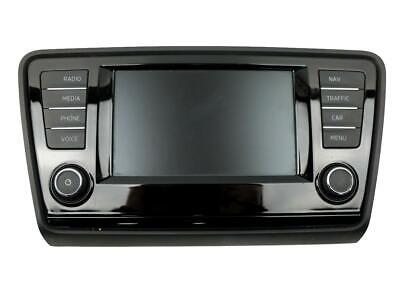 Navigation  Radio Skoda Superb 5E0919605J