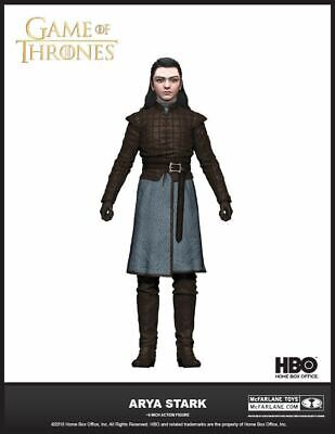 Game of Thrones Action Figure Arya Stark 18 cm McFarlane Toys Figures