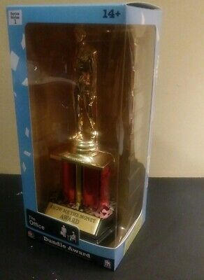The Office Dundie Award Trophy [Show Me The Money]