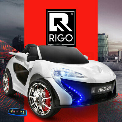 Rigo Kids Ride On Car Electric Toys 12V Battery Remote Control Children Cars