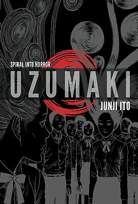 Uzumaki (3-in-1, Deluxe Edition) Includes vols.1, 2 and 3 by Junji Ito Hardcover