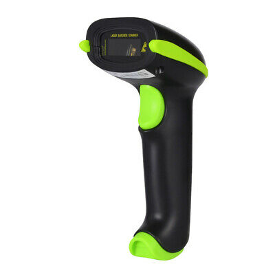2.4G Wireless Bluetooth Barcode Scanner Reader Waterproof For iPad Tablet PC