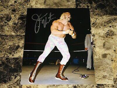Pepper Martin Signed 8x10 Photo H188 Canadian-American Actor /& Wrestler