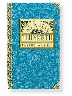 As a Man Thinketh  (ExLib) by James Allen