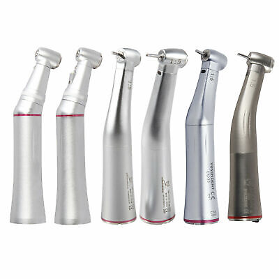 Dental 1:5 Increasing(LED)Contra Angle Handpiece inner spray fit Kavo NSK uHL