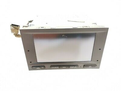 Original SAAB Navigation Display Screen 5523980 (id: 842)