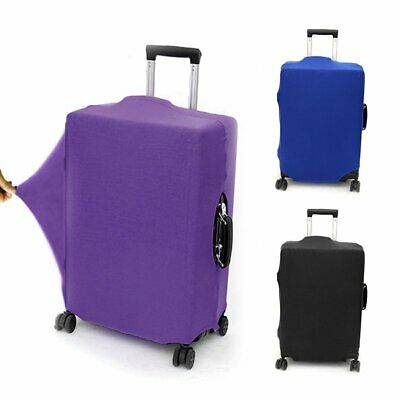 "HOT 22-28"" Luggage Suitcase Cover Protector Elastic Scratch Dustproof Cover TS"