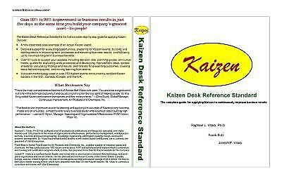 Kaizen Desk Reference Standard : The Complete Guide for Applying Kaizen to...
