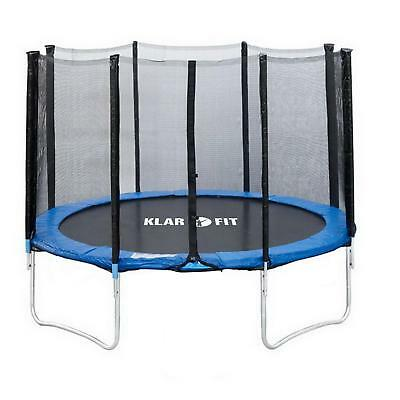 [Occasion] Trampoline Enfant Diametre 3,05M Klarfit Tr-305 Filet De Securite 150